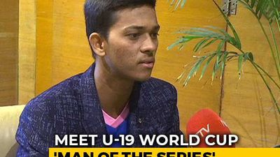 'The Six Against Pakistan Was The Highest Point Of World Cup': Yashasvi Jaiswal
