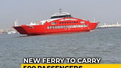 RoPax Ferries To Make Journeys Shorter For Mumbai Residents
