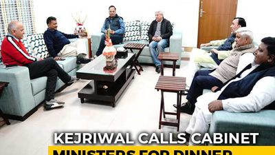 Arvind Kejriwal Calls Cabinet Ministers For Dinner Ahead Of Swearing In