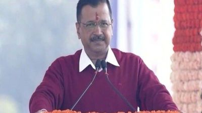 """This Is The Win Of Every Person In Delhi"": Arvind Kejriwal After Taking Oath"