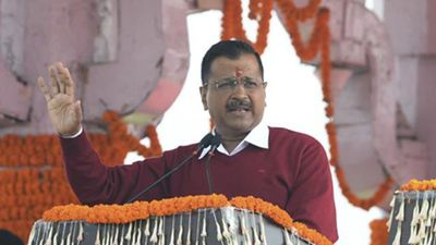 """I Forgive Opponents For Their Remarks"": Arvind Kejriwal"
