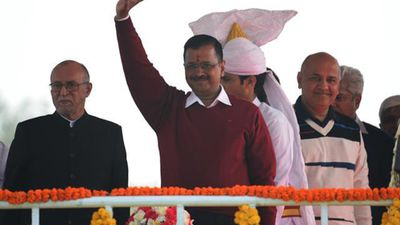 """Chief Minister For BJP, Congress Voters Too"": Arvind Kejriwal After Oath"