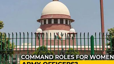 Will Women Officers Command Army Units? Supreme Court To Decide Today
