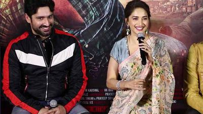 I Love Action Films: Madhuri Dixit