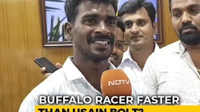 From Running With Buffalo To Turning Usain Bolt, The Srinivas Gowda Story