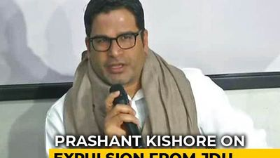 """Gandhi, Godse Can't Go Together"": Prashant Kishor Aims At Nitish Kumar"