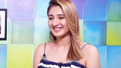 Would Love To Sing For Alia Bhatt In A Film: Dhvani Bhanushali