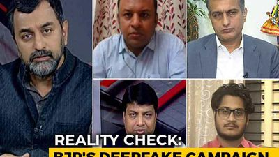 Reality Check: Deepfake Videos In Delhi Elections?