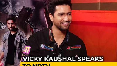 I Watch Andaz Apna Apna After Watching A Horror Film: Vicky Kaushal
