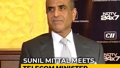 AGR Issue An Unprecedented Crisis For Telecom Industry: Sunil Mittal
