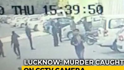 Engineering Student Stabbed To Death In Lucknow, Murder Caught On Camera
