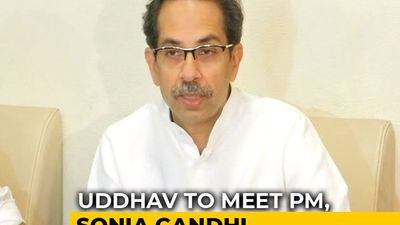 Amid Alliance Strain, Uddhav Thackeray To Meet PM, Sonia Gandhi Today