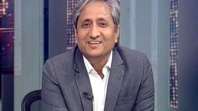 Ravish Kumar Anchors In Bhojpuri On International Mother Language Day