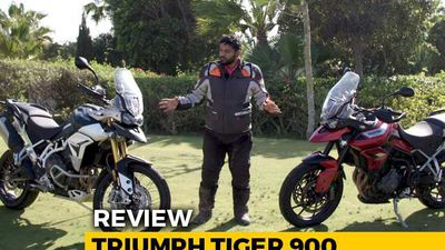Triumph Tiger 900 Review