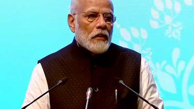 PM Modi Addresses International Judicial Conference In Delhi