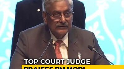"""PM Versatile Genius, Thinks Globally And Acts Locally"": Top Court Judge"