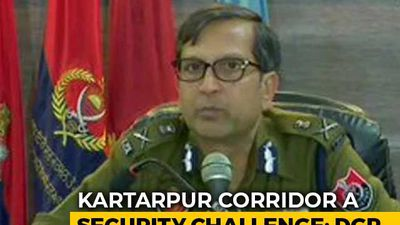 Punjab DGP Comments On Kartarpur Corridor Creates Row