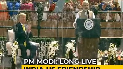 "India, US ""Far Closer Relationship"", Says PM In Ahmedabad"