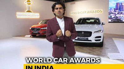 World Car Awards In India