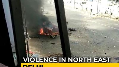 How The Clashes Over CAA Unfolded In Northeast Delhi