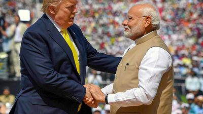 Grand Welcome In Ahmedabad For Us President Donald Trump, Other Top Stories