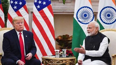"""They Love You In India,"" Trump To PM Modi In Media Chat"