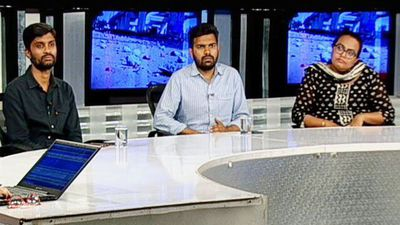 NDTV Reporters Recount How They Were Attacked By Mob In Delhi