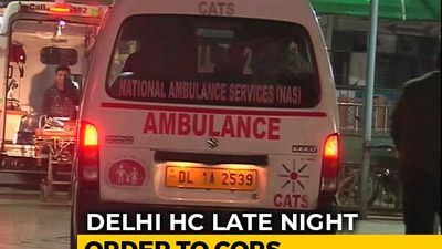 Ensure Safe Passage For Injured: Court To Delhi Cops In Late-Night Order