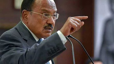 """Enough Forces On Ground In Delhi, No One Needs To Fear"": NSA Ajit Doval"