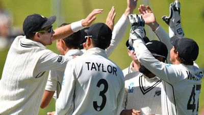 New Zealand Beat India By 10 Wickets In Wellington To Take 1-0 Series Lead