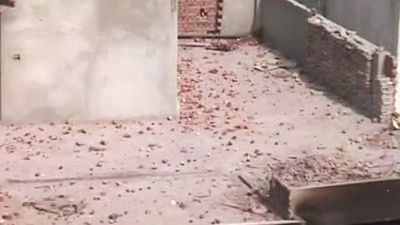 A Look Around AAP Leader Tahir Hussain's House Who Has Been Accused Of Violence