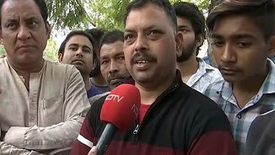 A Grieving Father Recalls The Day His Son Was Killed In Delhi Clashes