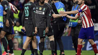Champions League: Liverpool Suffer Shock Defeat, Borussia Dortmund Beat PSG