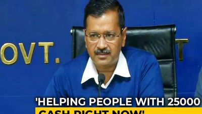 Distributing Food In Violence-Hit Areas, Says Arvind Kejriwal