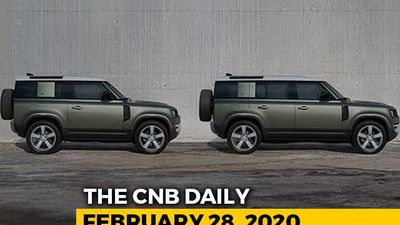 Land Rover Defender Price, Honda Sales Milestone, TVS Expansion