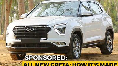 Sponsored: All New Hyundai Creta; How It's Made