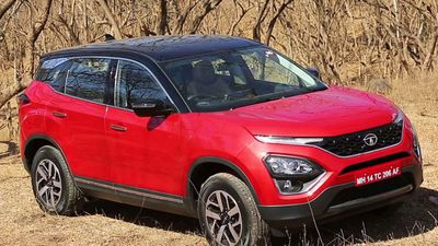 2020 Tata Harrier BS6 Review