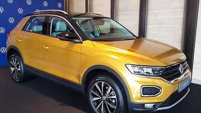 Volkswagen T-Roc Compact SUV Launch & Price
