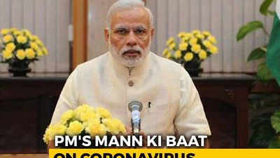 """Those Defying Lockdown Are Playing With Their Own Life"": PM On ""Mann Ki Baat"""