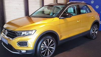 Launch And Prices: Volkswagen T-Roc Compact SUV