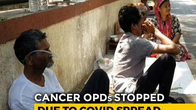 Mumbai Hospitals Occupied With COVID-19, Patients With Chronic Diseases Struggle