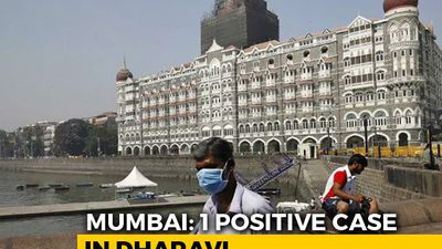 One Tests Positive For Coronavirus In Mumbai's Dharavi, Building Sealed