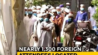 Coronavirus: Nearly 9,000 At COVID-19 Risk From Delhi Mosque Event, Says Centre