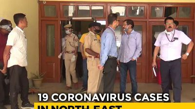 Assam COVID-19 Cases Rise To 16, All Attended Delhi Mosque Event