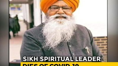 Nirmal Singh, Padma Shri Winner And Sikh Spiritual Singer, Dies Of COVID-19