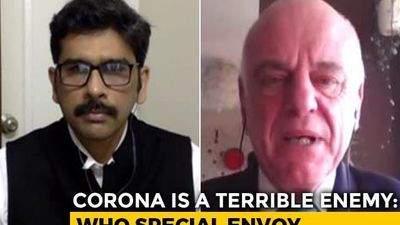 """India's Response To COVID-19 Quick,"" WHO Special Envoy Tells NDTV"