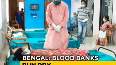 Thalassemics Helpless As Lockdown Leads To Shortage Of Blood In Bengal