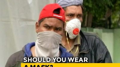 Should You Wear A Mask? Doctors Take Your Questions