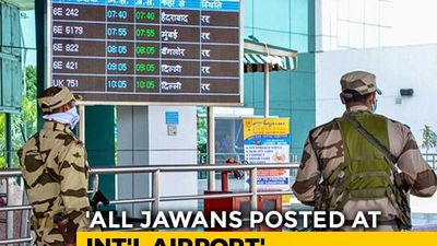 COVID-19 - 10 Security Personnel At Mumbai Airport Test Positive For Coronavirus