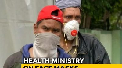 Coronavirus India: Amid COVID-19 Worry, Government's DIY Steps For Homemade Masks